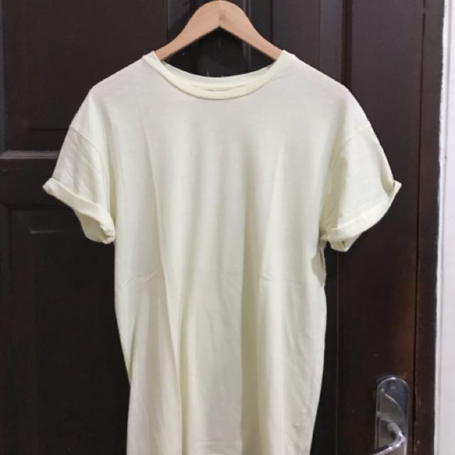 Topman Shirt - Curled Sleeve