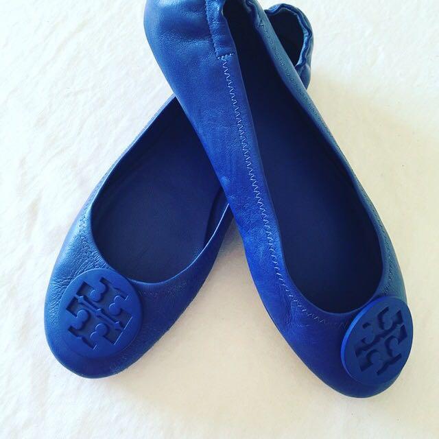 Tory Burch 娃娃鞋 平底鞋