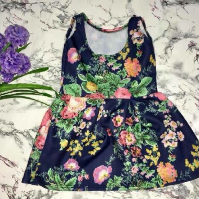 Trendy dress for 6 mos