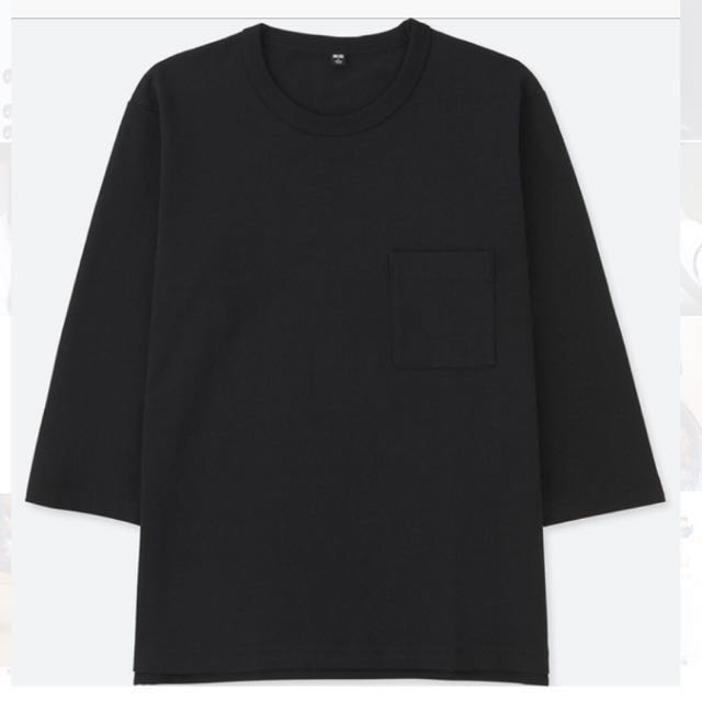 Uniqlo 寬版休閒上衣