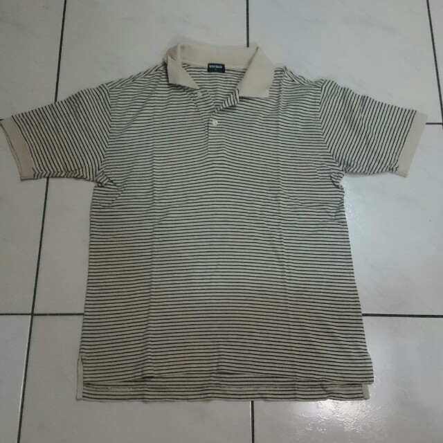 Uniqlo polo 衫 L 号