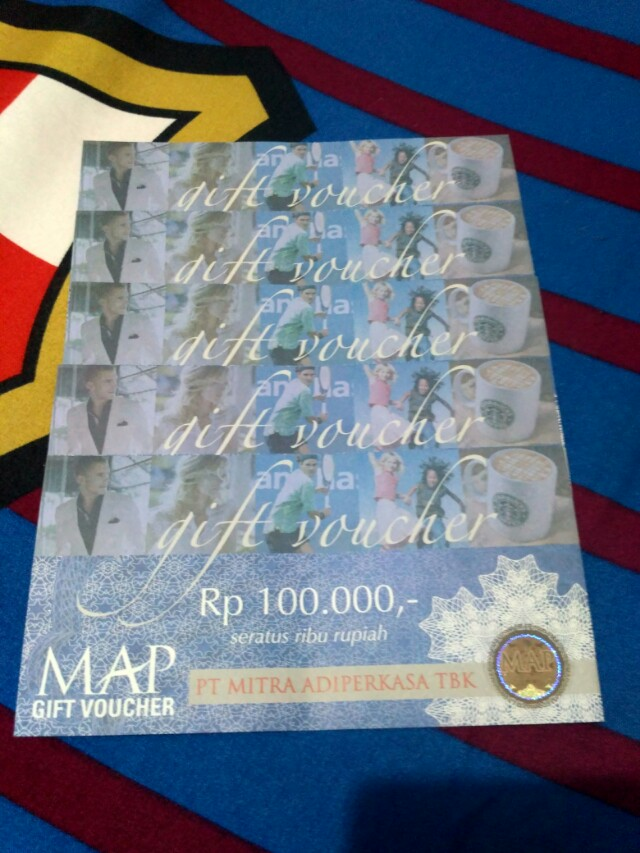 Voucher MAP 100rb