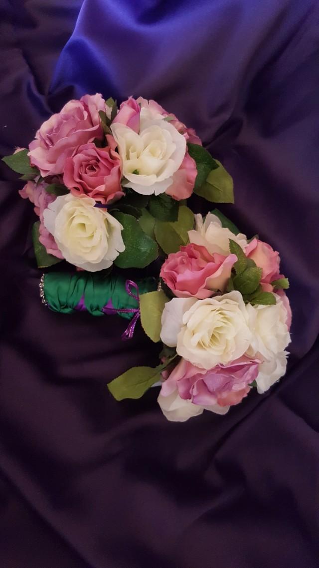 Wedding bouquets for bridesmaid