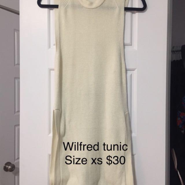Wilfred Tunic