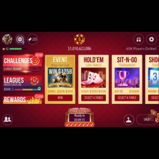 Zynga poker chips sale malaysia geant casino frejus galerie