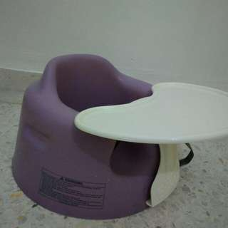 Bumbo Baby Seat with Table