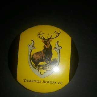 New - S-league Tampines Fc Rovers Badge.