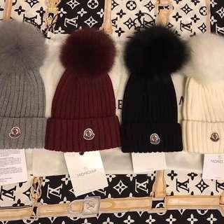 moncler帽