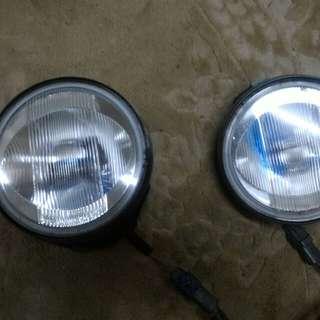 Sportlight Mazda Foglamp