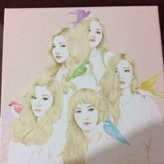 Red Velvet Ice Cream Cake CD