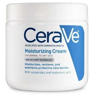 CeraVe Moisturizing Cream 16 oz (453g)