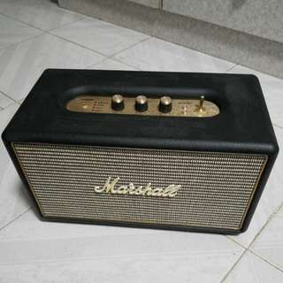 Marshall stanmore Bluetooth speaker 行貨有單冇盒冇保