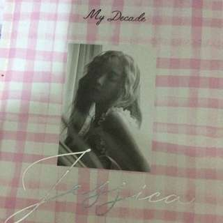 Jessica My Decade CD