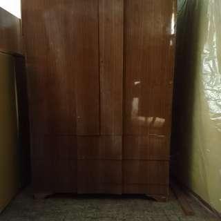 阿嬤的嫁老檜木衣櫃