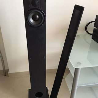Role Audio Windjammer speakers