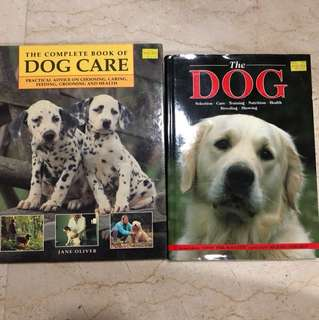The complete book of Dog care & The Dog