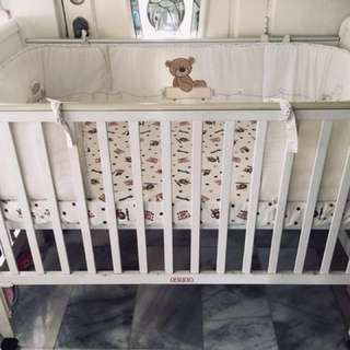 Sturdy & High Quality Baby Cot