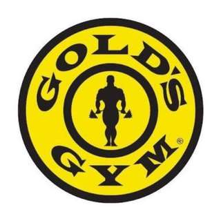 Gold's Gym Free shipping of ID
