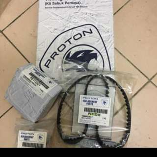 Original Proton 4G13/4G15 Saga Wira Satria Timing Belt Kit