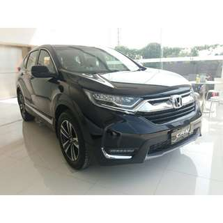 Honda CRV 1.5 TURBO PRESTIGE nik 2017 ready stock
