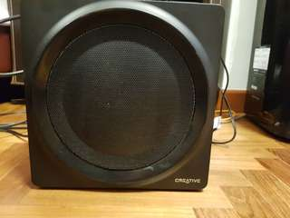 Creative Gigaworks T3 2.1 Speakers System