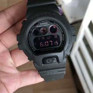 G-Shock DW-6900MS-1DR