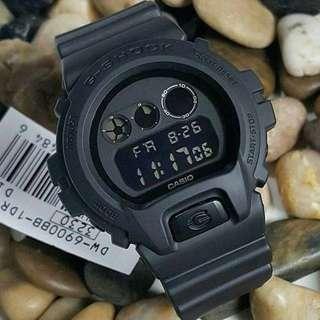 G-Shock DW-6900BB-1DR