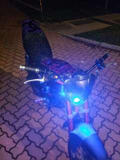 Ebike 108v GT64 fully mod