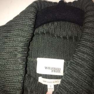 BNWOT Aritzia - Wilfred Free Lin Sweater