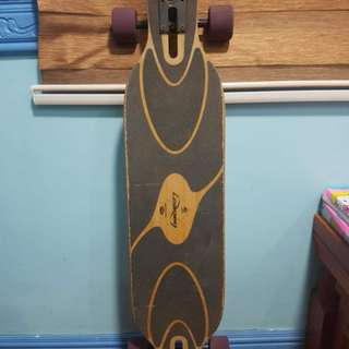 Longboard: Loaded Dervish complete