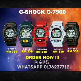 Original Casio G-Shock G 7900