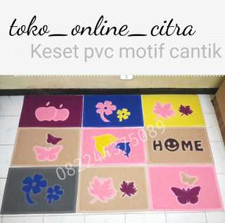 Keset mie pvc home decor