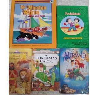 English Children Kids Story Books