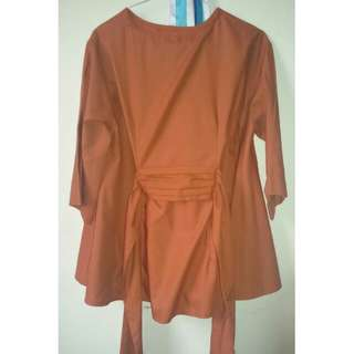 For sell, secondhand blouse with good quality.