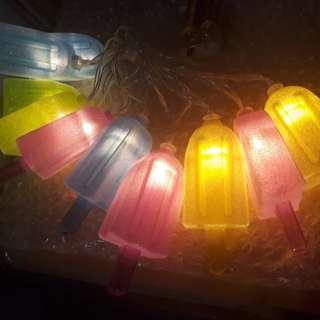Ice cream tumblr lampu
