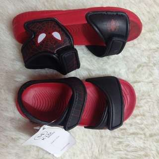 Sandal spiderman for kids