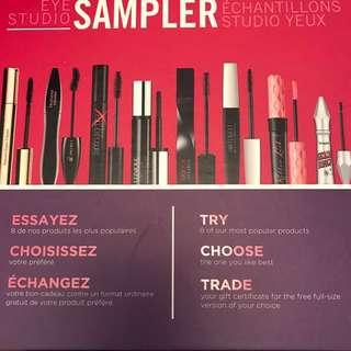 Brand new never used mascara sampler