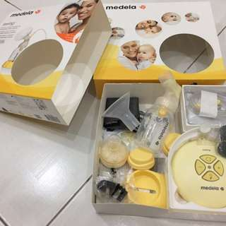 Medela Swing Set free calma (new)