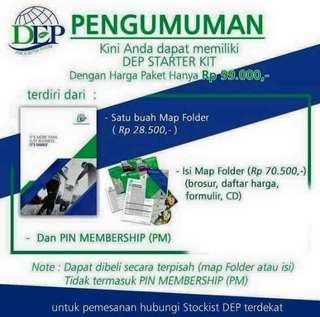 Join Member NuAmoorea PT. DEP