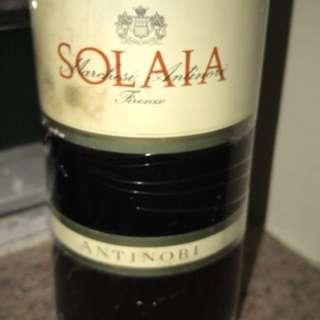 1997 SOLAIA 長期存放紅酒櫃