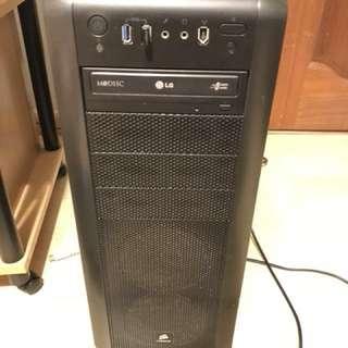 Corsair 400R CPU case