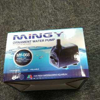 MINGY Ornament Water Pump MY-068