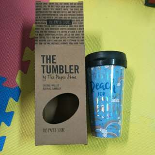 The tumbler by paper stone