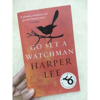 Used Book - Go Set A Watchman
