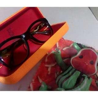 Bearbrick Eyeglasses set 眼鏡框  9成新