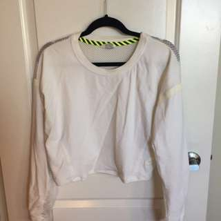 Nike Sweater with mesh back