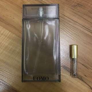 Zegna Uomo fragrance 5ml decant