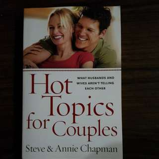 Hot Topics For Couple