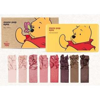 THE FACE SHOP X DISNEY WINNIE THE POOH MONO POP EYES #03 LOVELY POOH