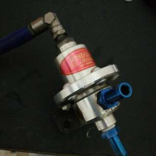 Sard fuel regulator